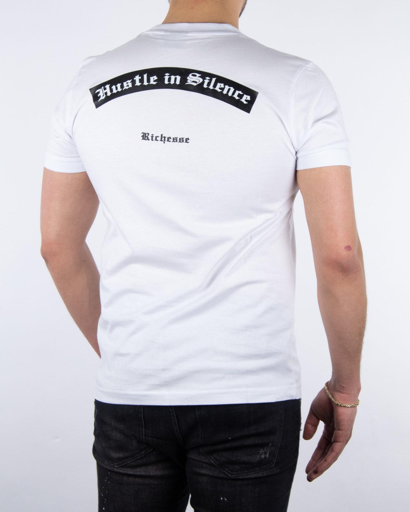 Ariya White T-shirt-2