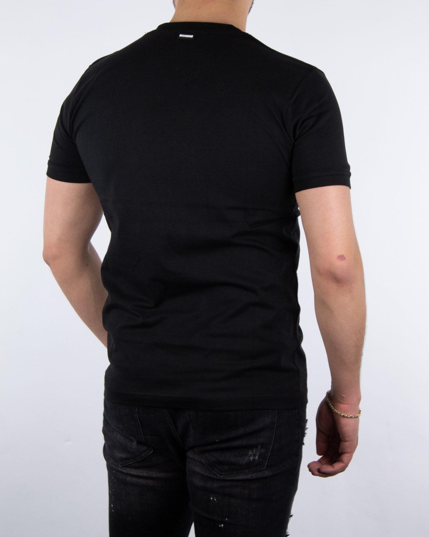 Jordan Black T-shirt-2