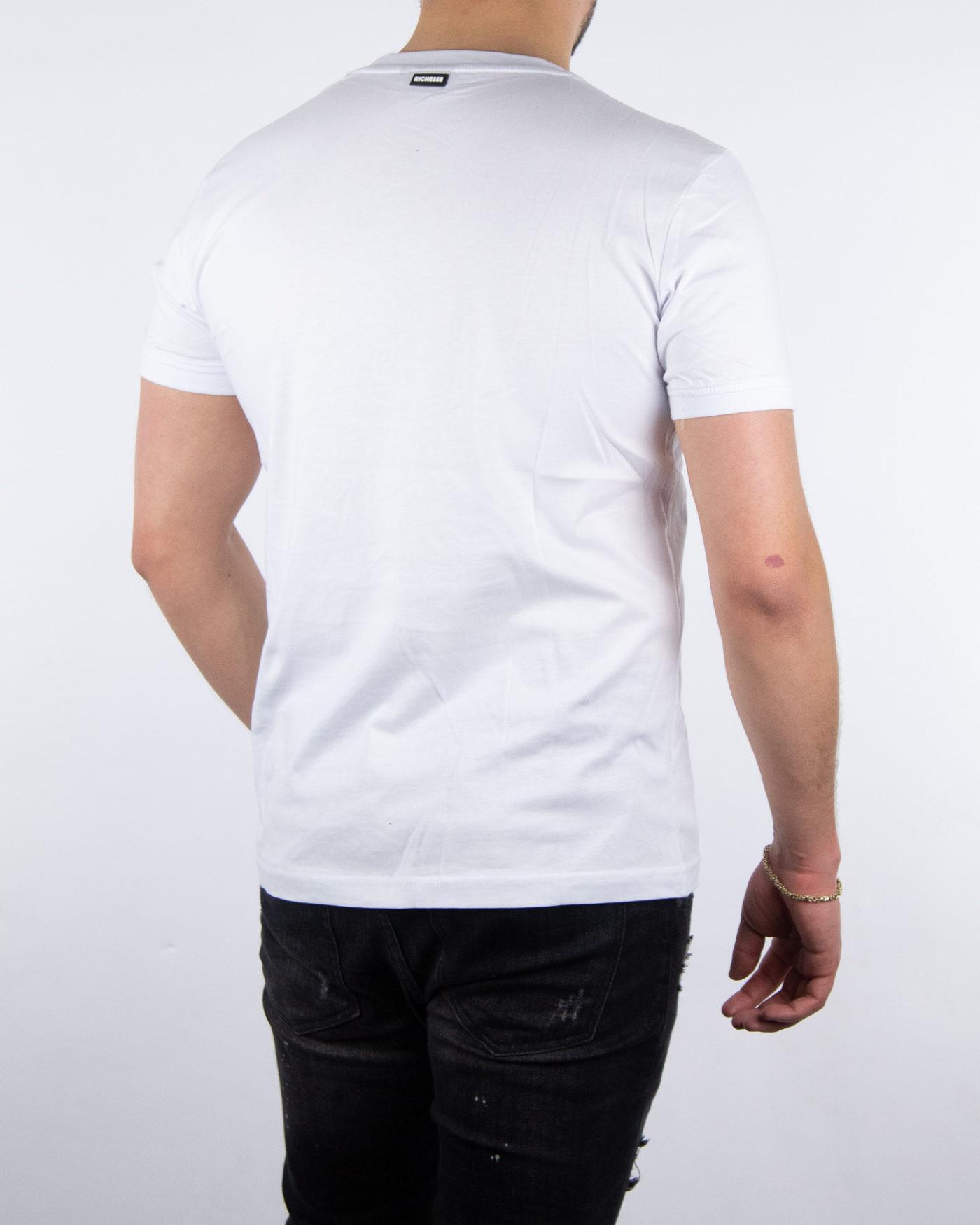 Jordan White T-shirt-2