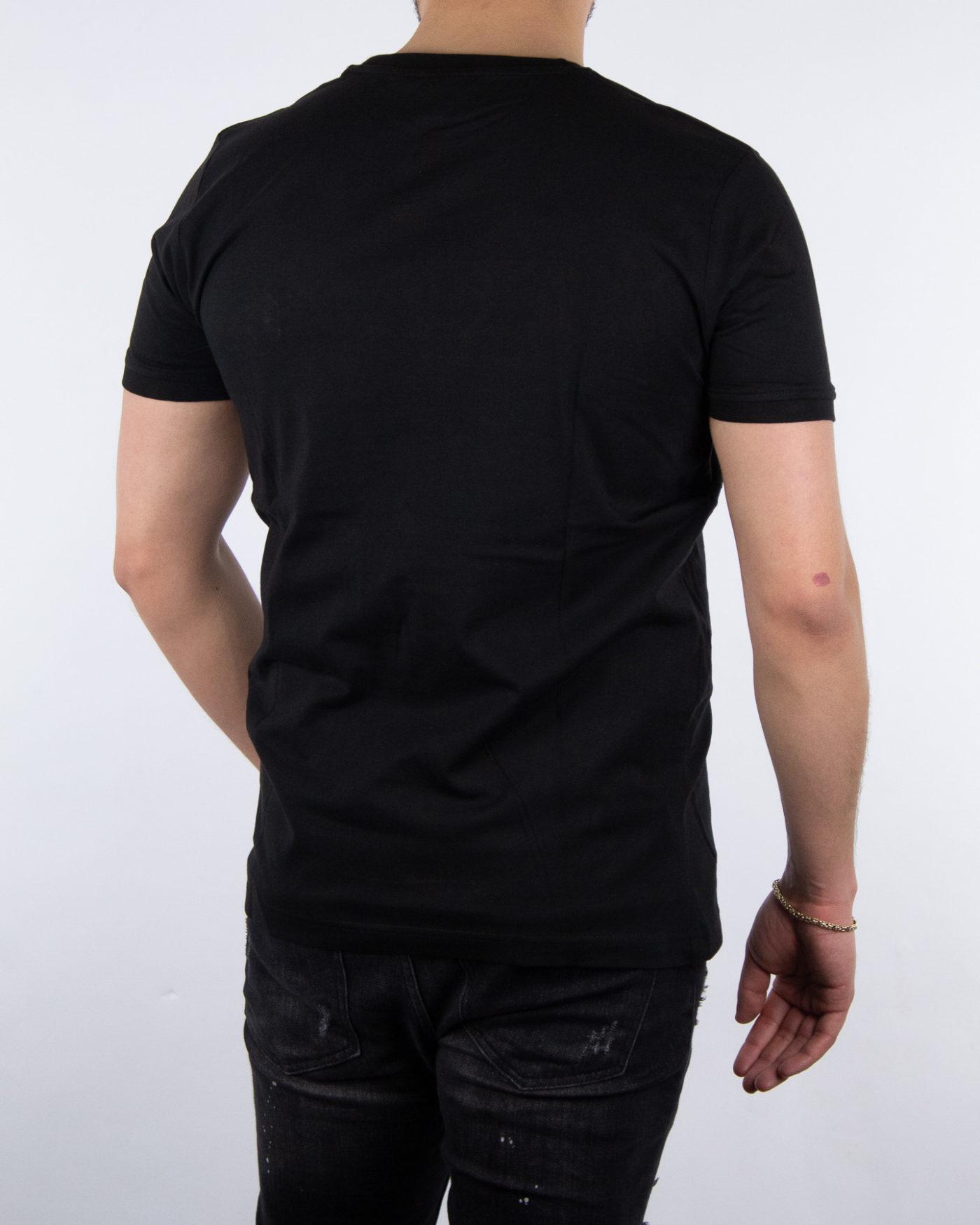 Mauri Black T-shirt-2