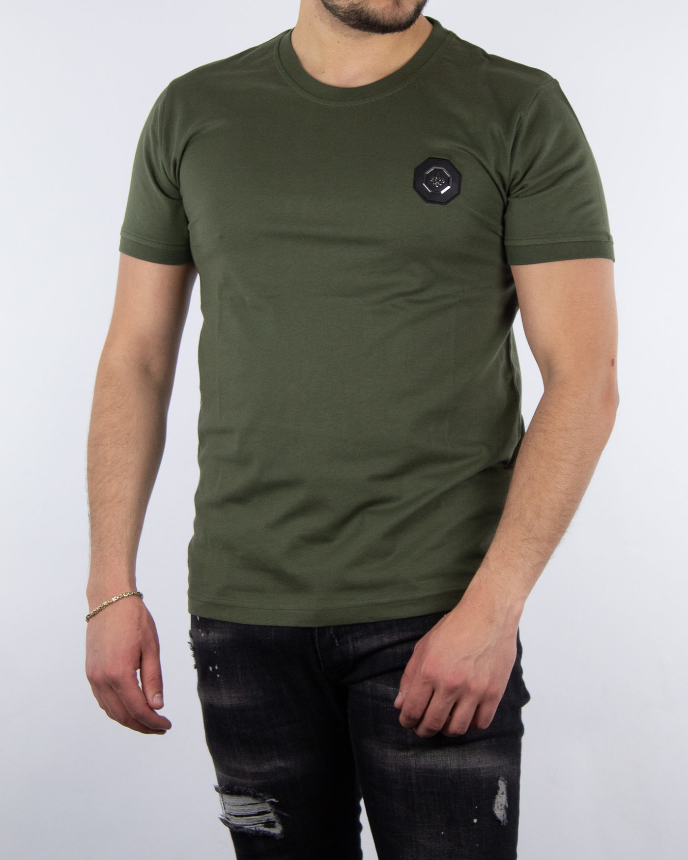 Mauri Green T-shirt-1