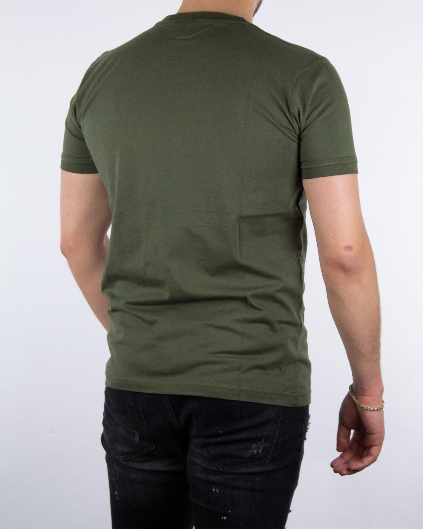 Mauri Green T-shirt-2