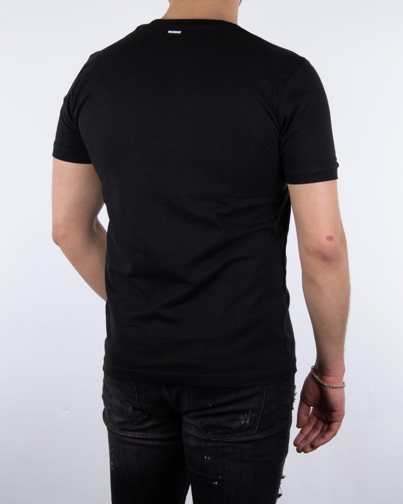 Rhodos Black T-shirt-2