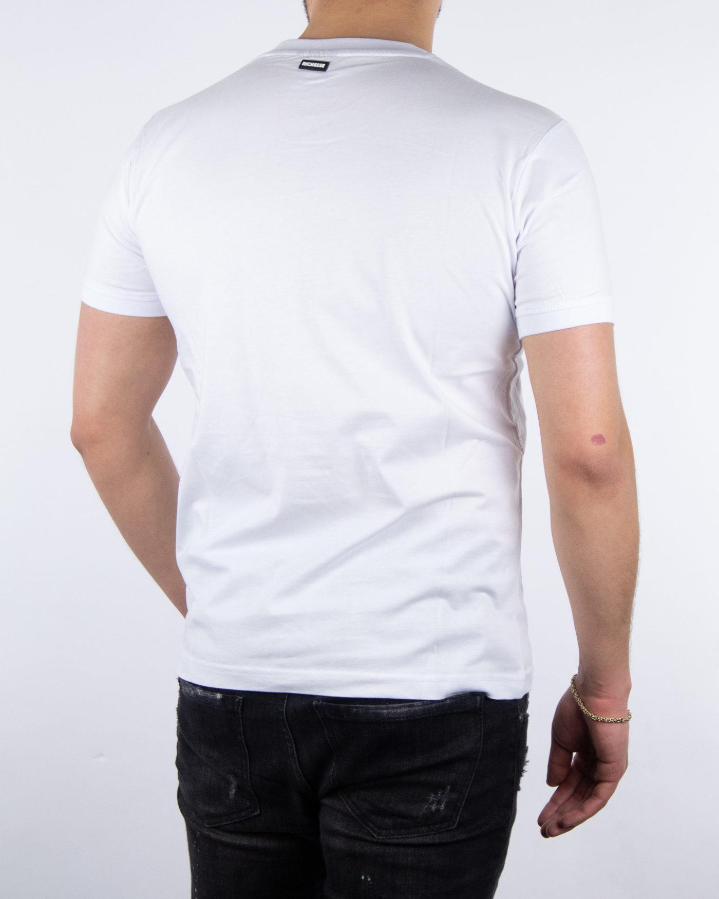 Rhodos White T-shirt-2