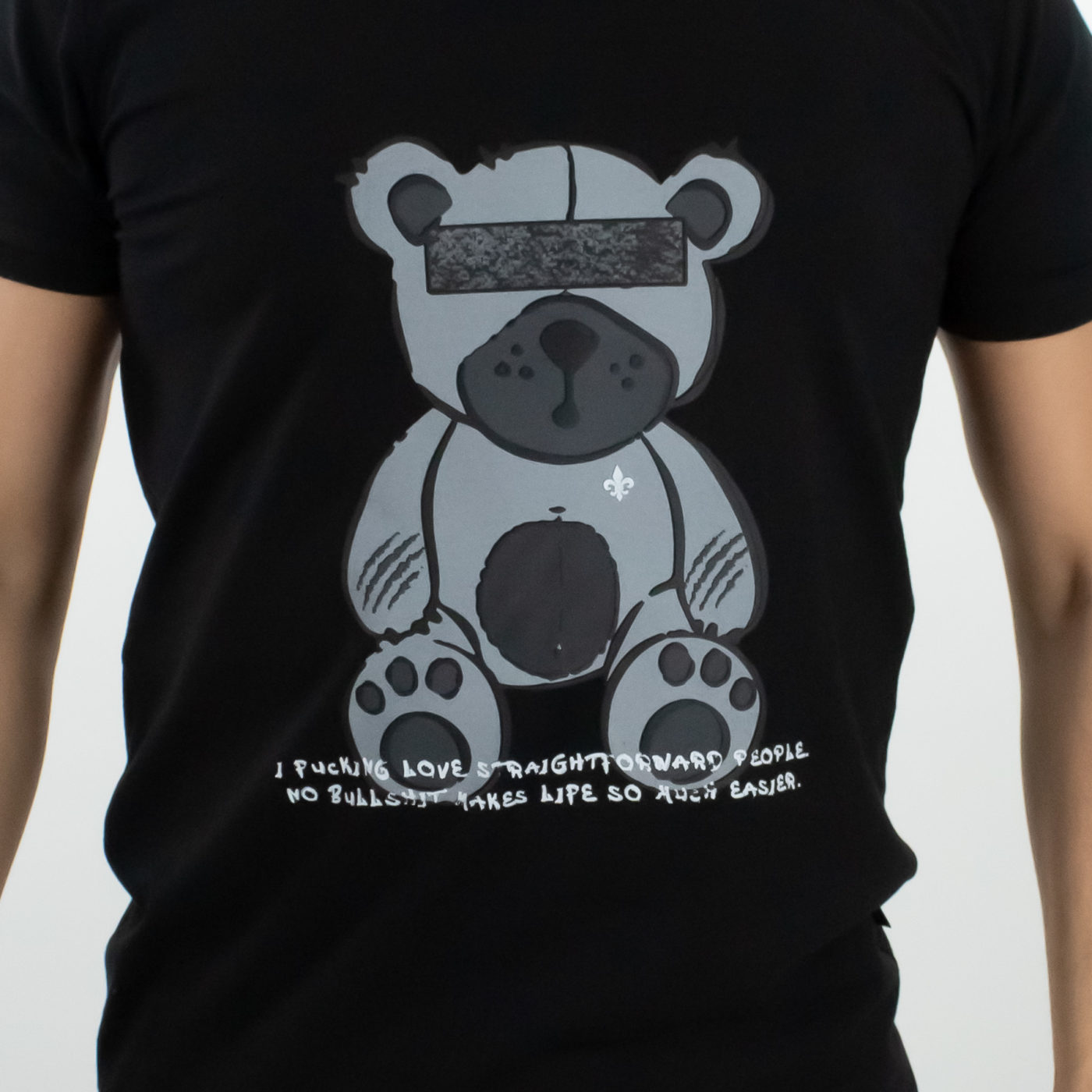 Richesse Ted T-shirt-6