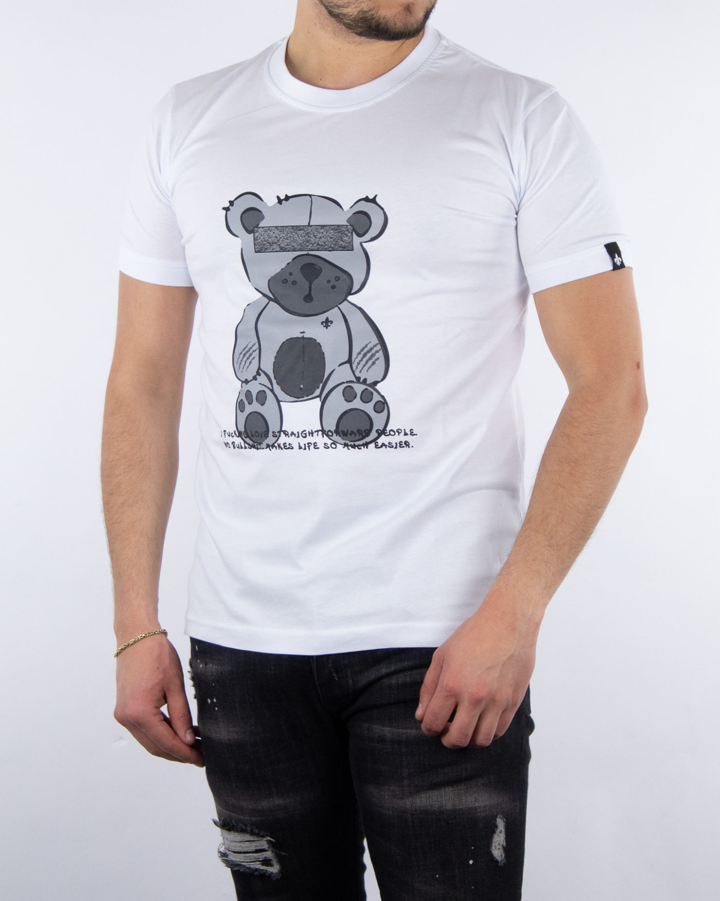 Ted White T-shirt-1