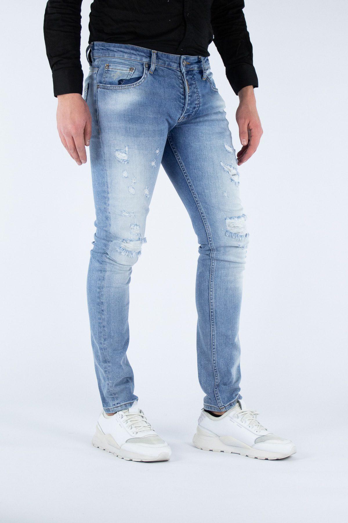 Clarity Light Blue Jeans – 2241-6-2