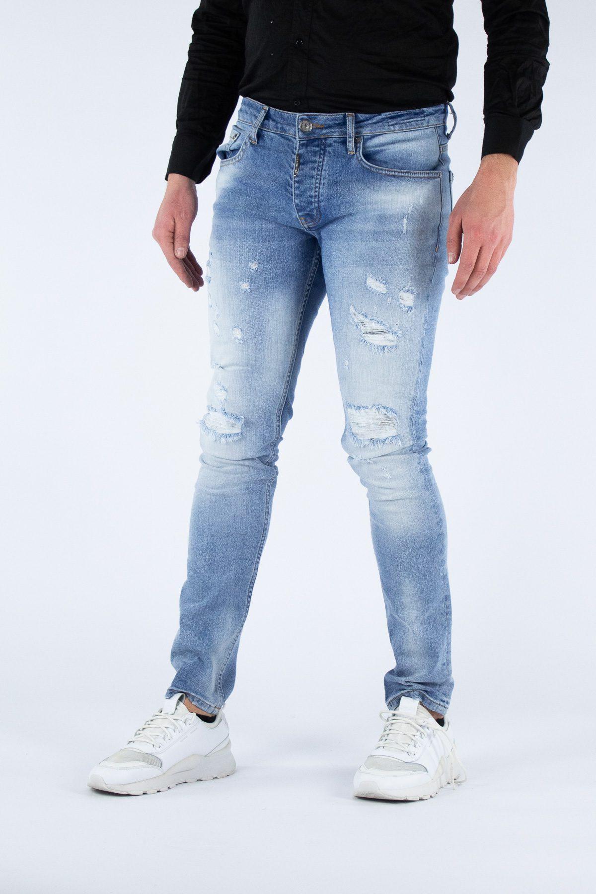 Clarity Light Blue Jeans – 2241-6-3