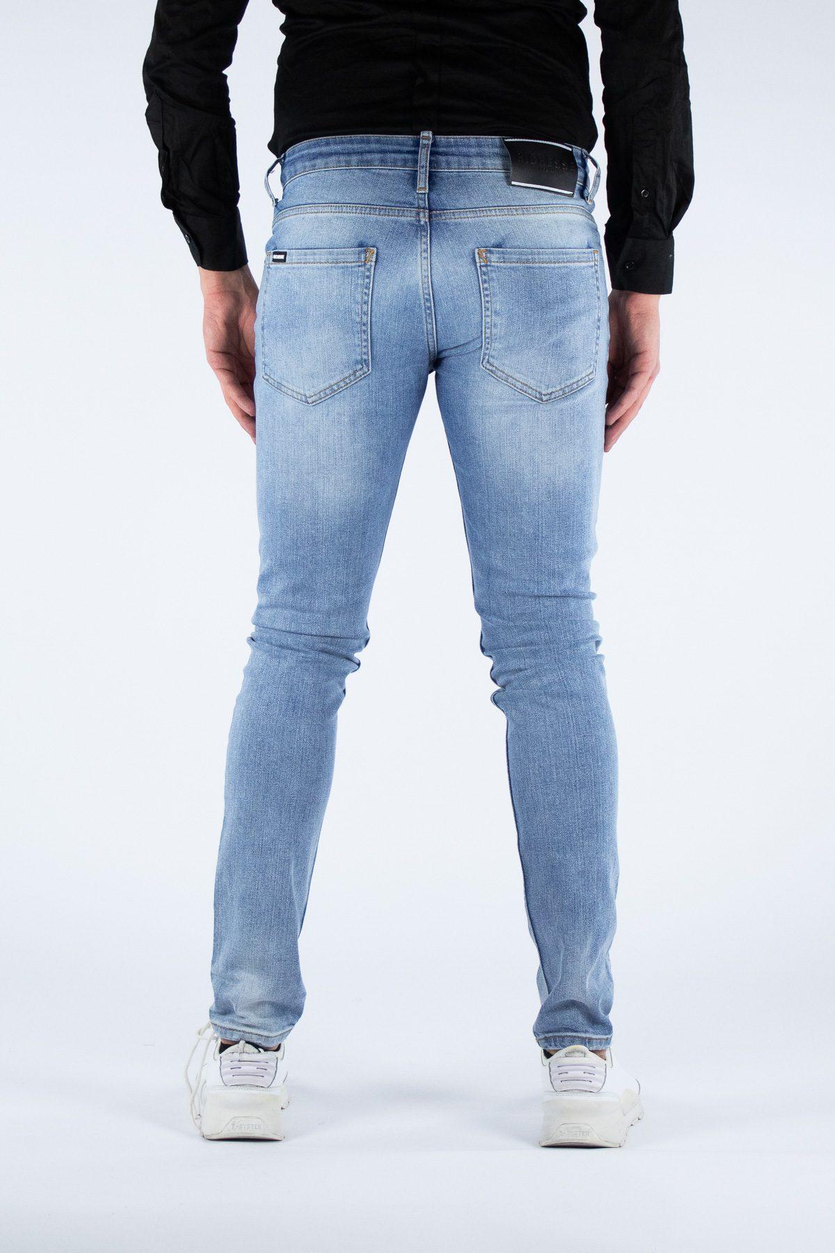 Clarity Light Blue Jeans – 2241-6-4