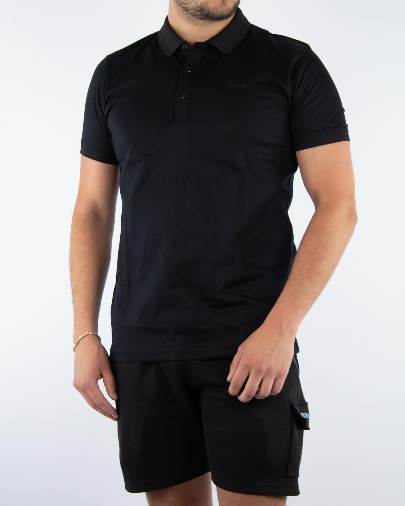 Sport Black Polo-1
