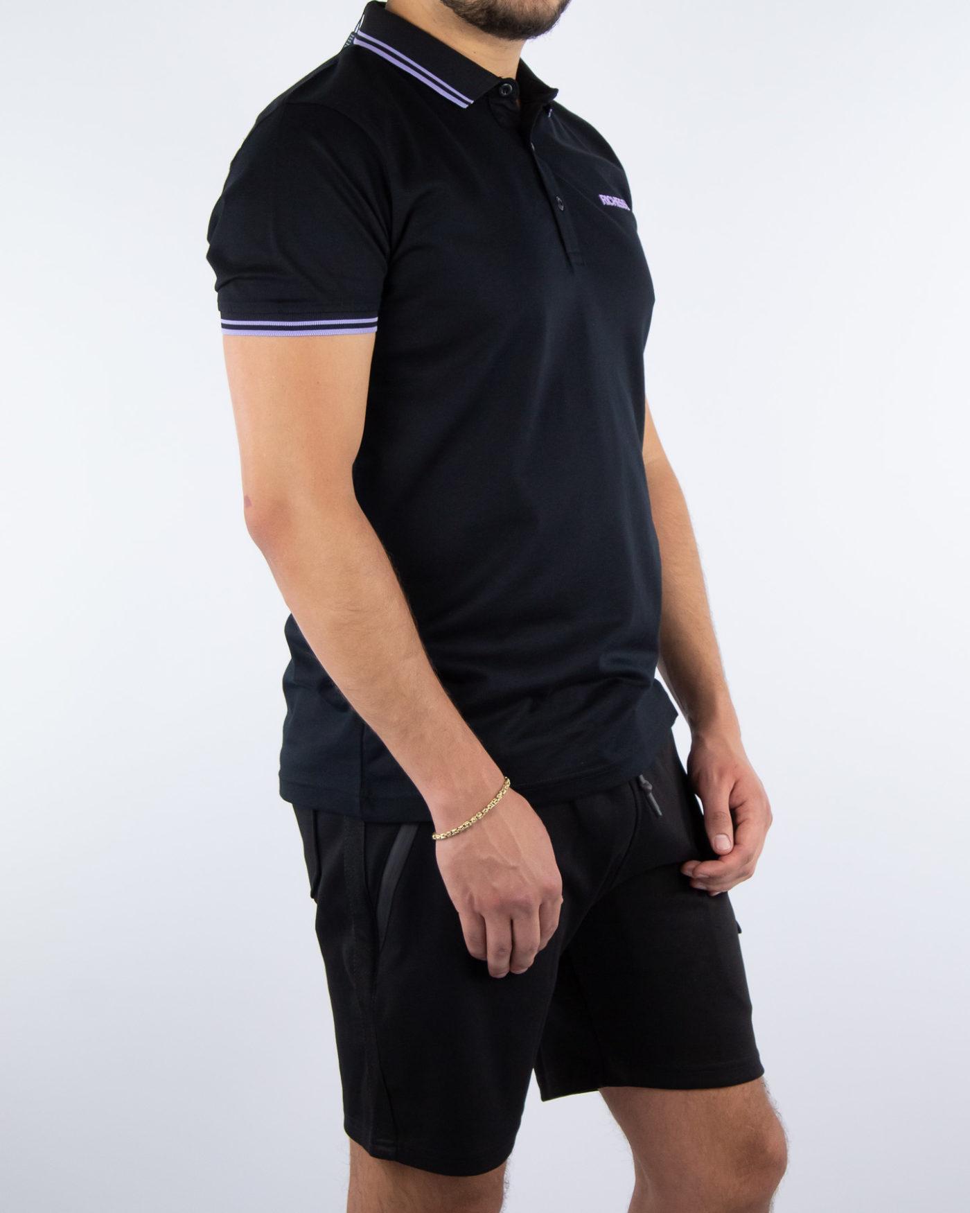 Sport Black Polo-2