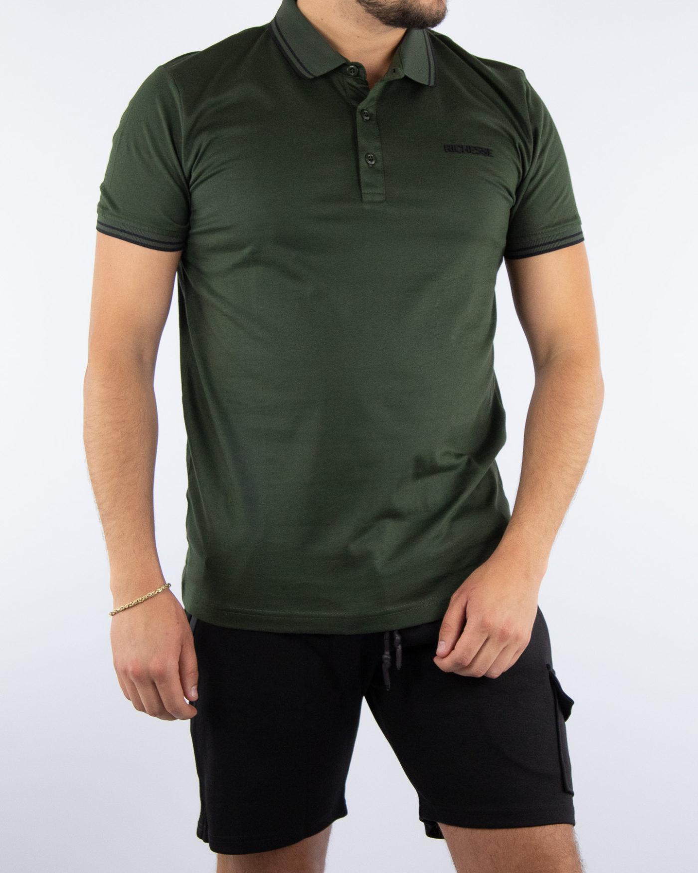 Sport Green Polo-1
