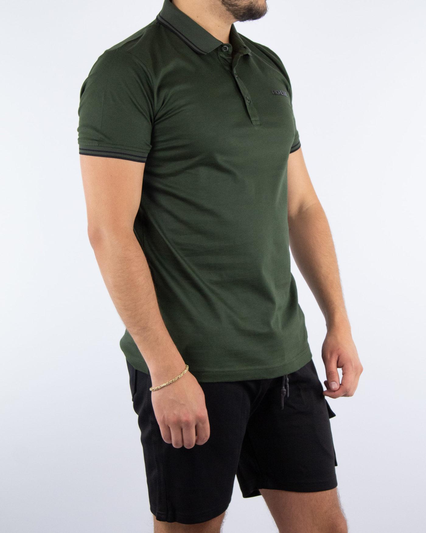 Sport Green Polo-2