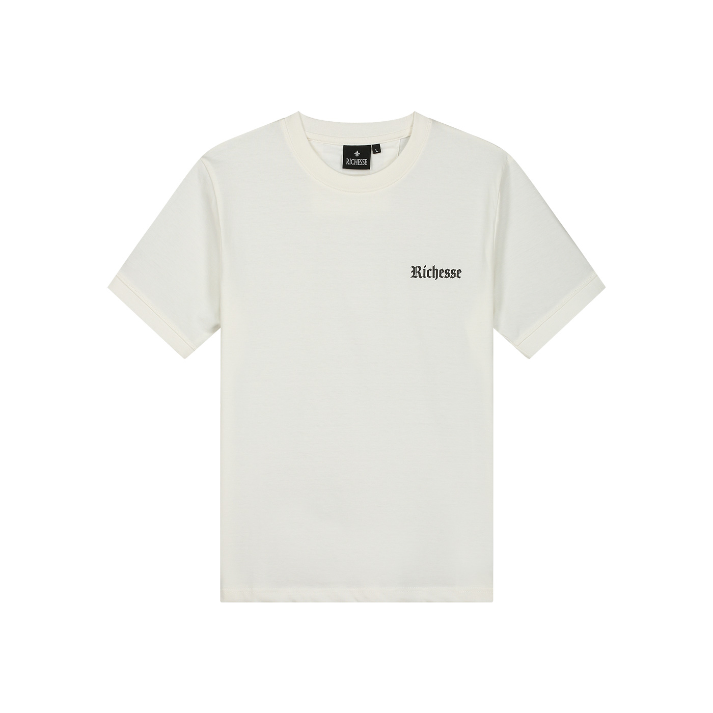 Logo-White-T-shirt