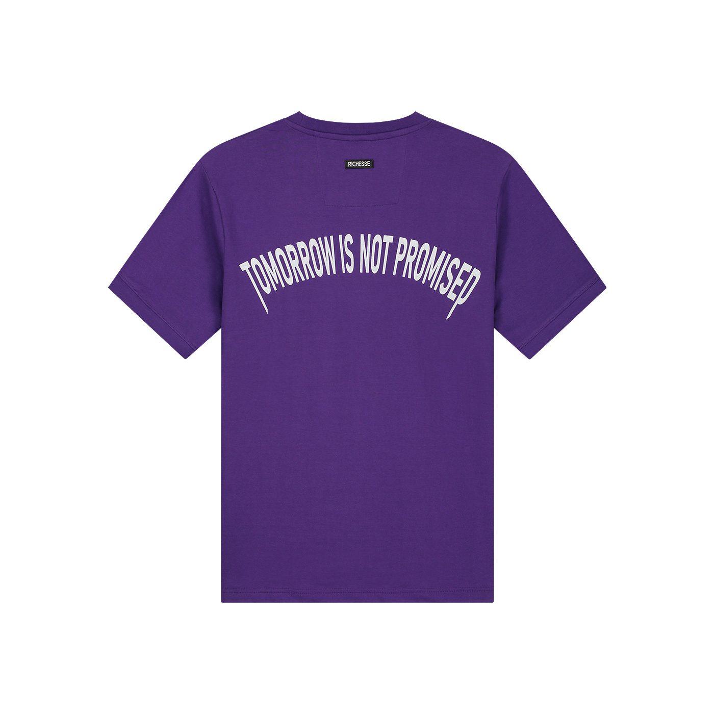 Promised-Purple-T-shirt-Back
