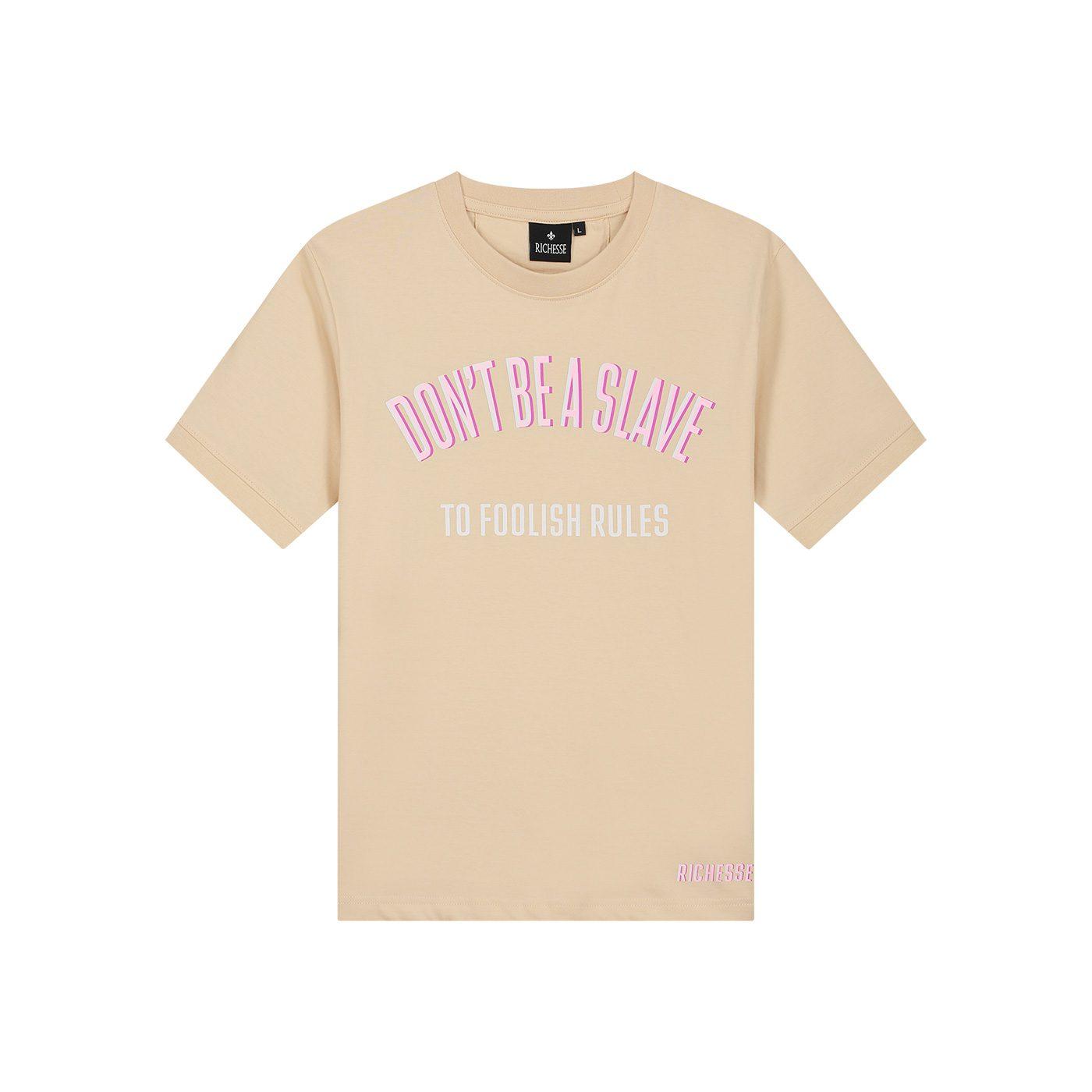 Rules-Beige-T-shirt